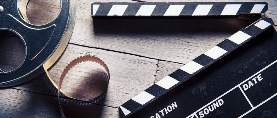 35mm, art, background, board, camera, cinema, cinematography, clap, clapboard, clapper, entertainment, equipment, film, filmstrip, hollywood, industry, motion, movie, movies, negative, old, picture, reel, retro, roll, slate, spool, strip, studio, tape, video, vintage